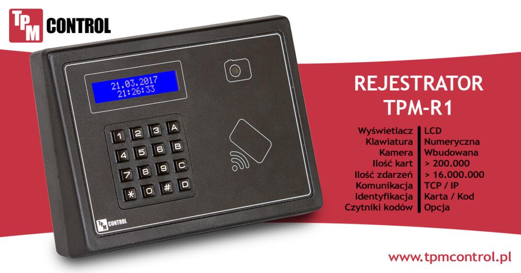 Kontrola zleceń: Rejestrator-TPM-R1