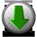 Infografika przedstawiająca ikonkę: zielona strzałka skierowana w dół