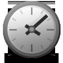 Infografika przedstawiająca zegar